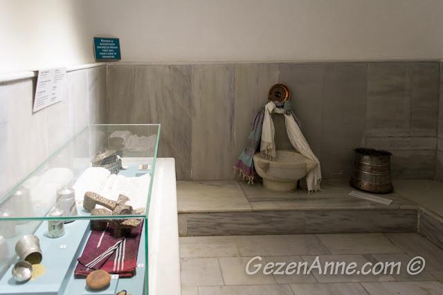 hamam odaları, Türk Hamam Müzesi Beypazarı