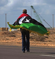 Libya and the international moral question