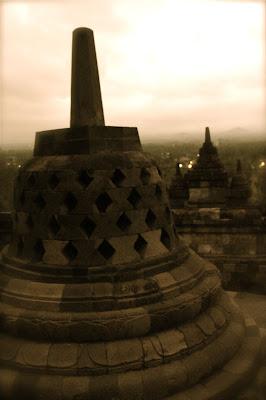 Borobudur, Prambanan et Selogrio