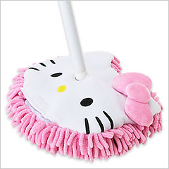 Fregona de Hello Kitty