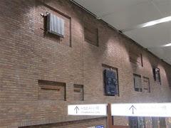 旧横浜銀行本店別館のパーツ