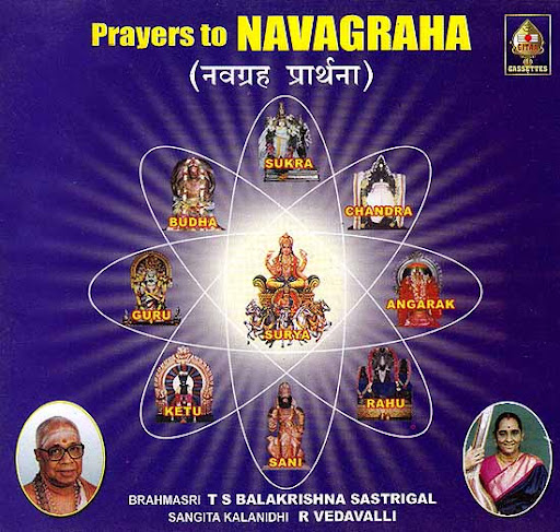 Prayers To Navagraha By R.Vedavalli Devotional Album MP3 Songs