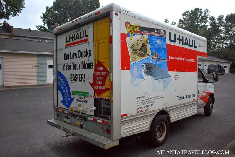 Ю-Хол: как переезжают в Америке