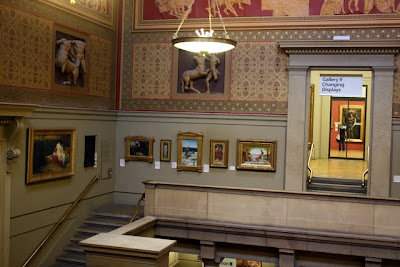 Manchester Art Gallery in England