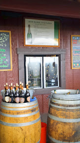 The delicious wines of Iron Horse Vineyards