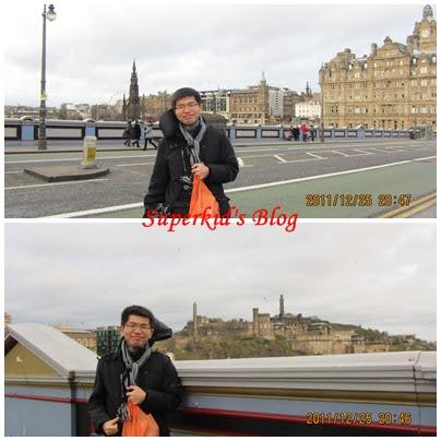 愛丁堡的風大是出了名的
