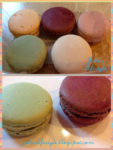 Whole Foods Macaroons Flavors