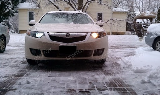 Unique Individuality With Daytime Running Lights For 2009 Acura Tsx