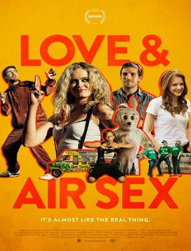Love & Air Sex (The Bounceback) (2013) [Vose]