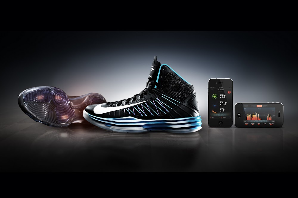 low priced ca7c7 f4c06 ... Video LeBron James Introduces Nike Plus For Basketball ...