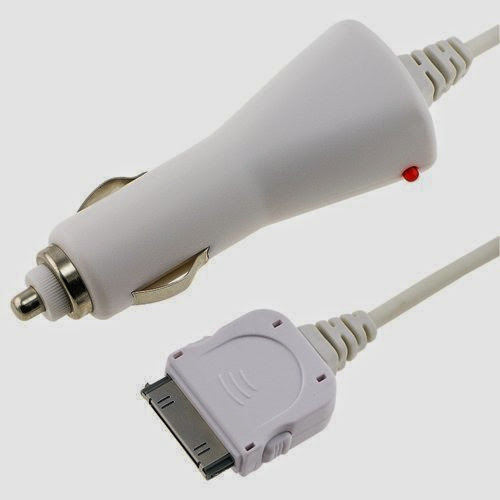 Car Charger Adapter for Ipods