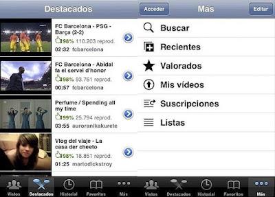 Desaparece en iOS 6 la aplicación nativa de Youtube