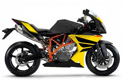 Tiger Sport, Honda Tiger