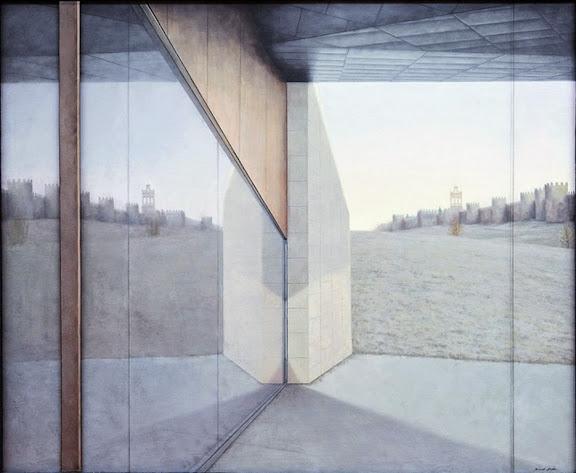 La pintura premiada de Ricardo Sánchez Grande