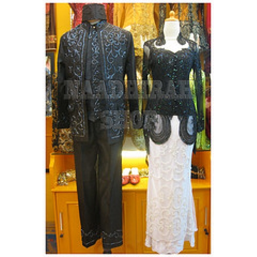 Kebaya Pengantin Terbaru 2011 Model Busana Baju Kebaya Pernikahan