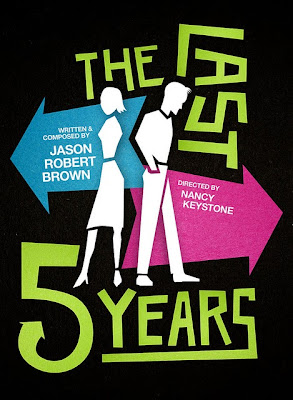 Portland Center Stage The Last Five Years  Art by Michael Buchino    April 26–June 22, 2014