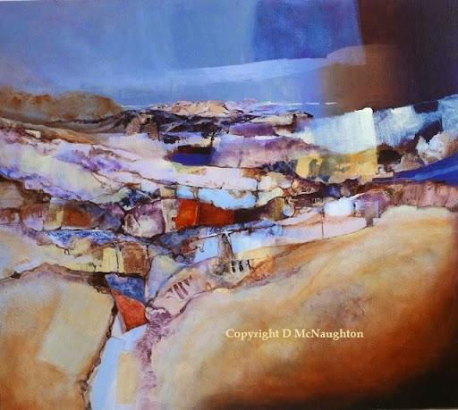 Cape Connection #4. Artist Dianne McNaughton