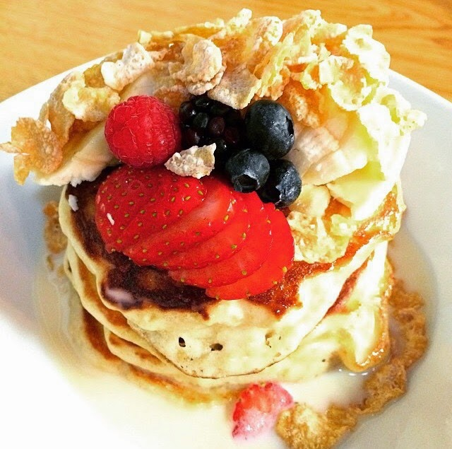 Scratch Kitchen And Bake Shop hawaii mom blog: eat this! milk and cereal pancakes from scratch