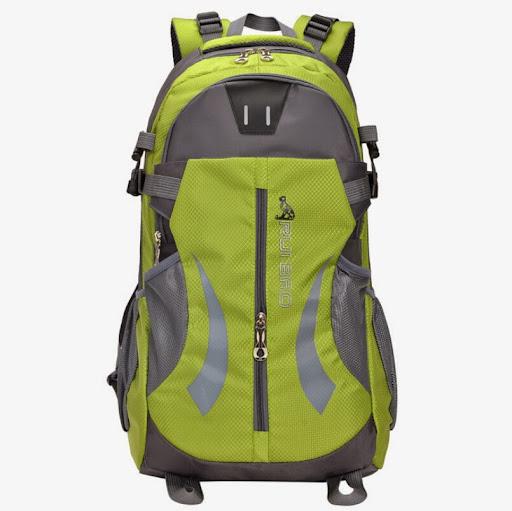 Fashion men backpacks mochila Patchwork bag Nylon women