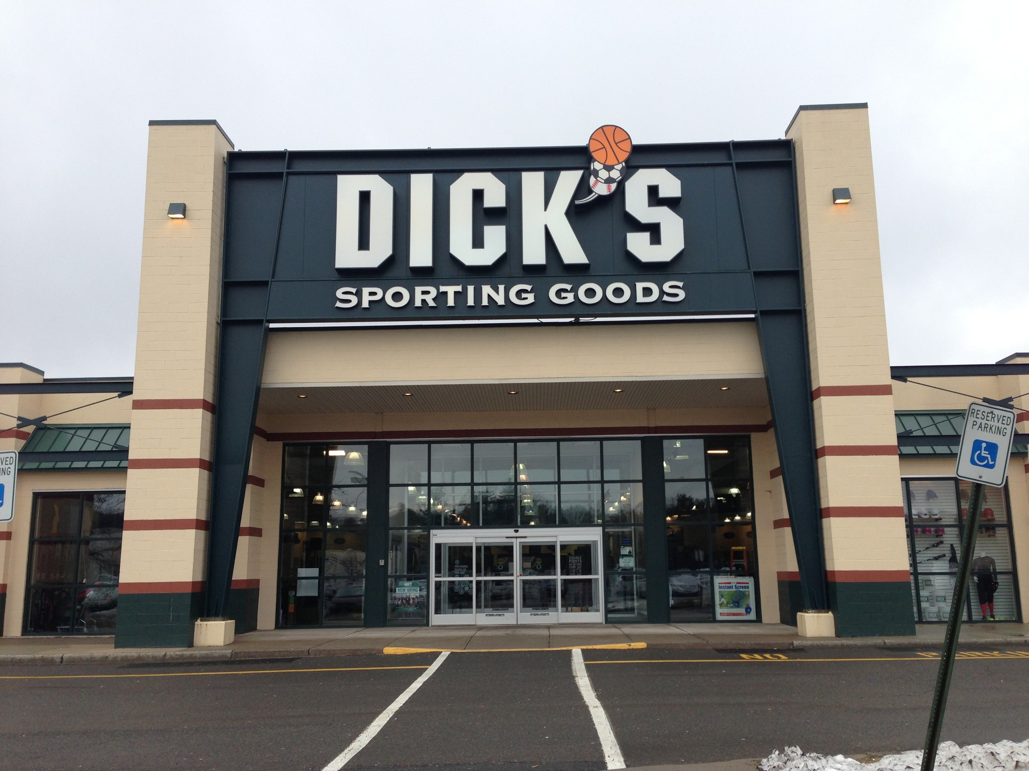 dicks sporting goods Visit the dick's sporting goods store in folsom, ca   1277 find store hours, phone number, address and in-store services for the dick's store in folsom.