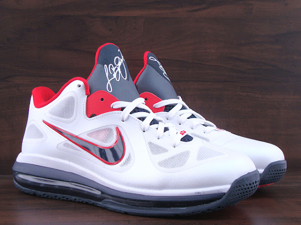 Nike LeBron 9 Low 8220USA Basketball8221 Official Release Date