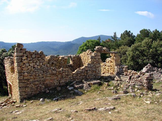 Senderismo - Prats d'En Rubera - Foradada - Gubies Parrizal - Gubies Capatx - Coscollosa