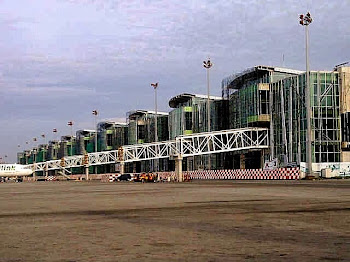 Bandara Internasional Sepinggan Balikpapan. ZonaAero