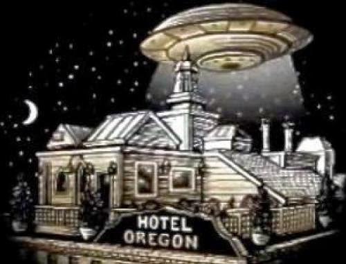 50Th Anniversary Triggered Ufo Fest Idea