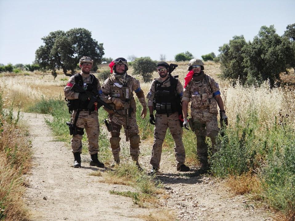 """Fotos de """"THE FINAL WAR"""". La Granja. 23-06-13 PICT0054"""