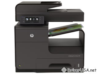download driver HP Officejet Pro X576dw Multifunction Printer