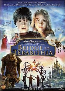 Đường Đến Xứ Sở Thần Tiên - Bridge To Terabithia poster