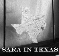 Grab button for Sara In Texas