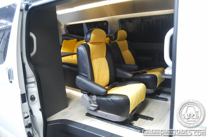 Kathryn Bernardo Toyota Hi Ace Grandia Atoy Customs Custom Pinoy Rides pic3