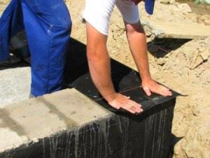 гидроизоляция деревянных стен