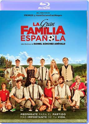 A Grande Familia Espanhola BRRip XviD & RMVB Legendado