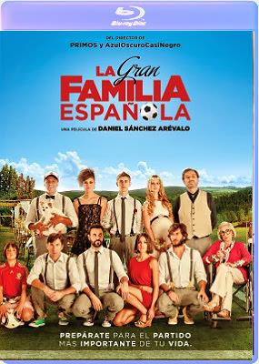 Filme Poster A Grande Familia Espanhola BRRip XviD & RMVB Legendado
