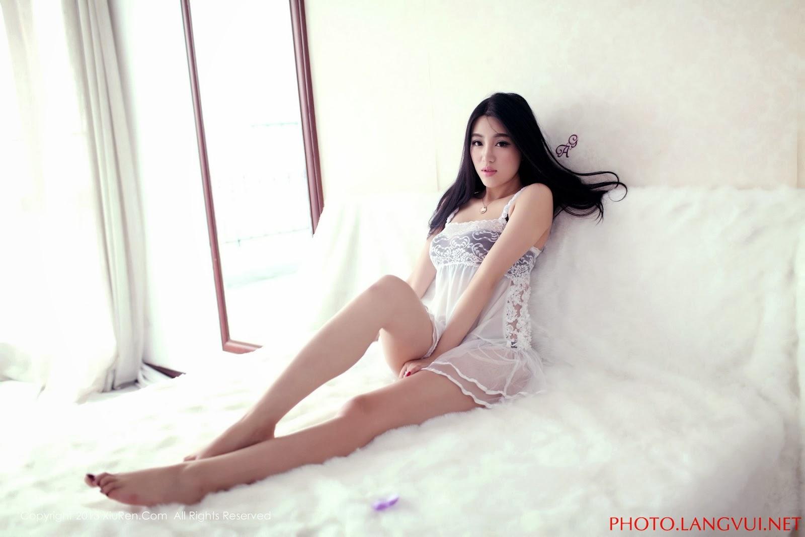 XiuRen 2013-10-21 Model Tiffany