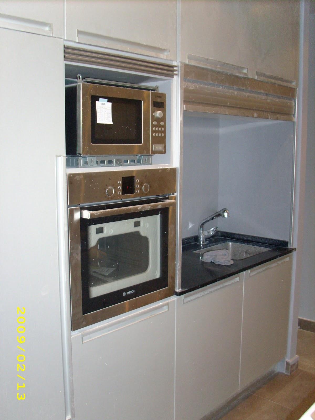 El baul de monica 14 mar 2011 - Cocina salon separados cristal ...