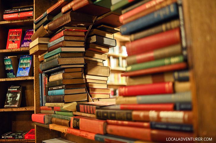 The Last Bookstore LA is the Coolest Bookstore in America.