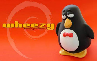 "Disponible Debian 7.0 ""Wheezy"""