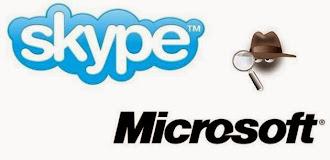 Microsoft podría vigilar los enlaces protegidos a través de Skype