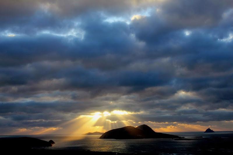 Blasket Islands. From Driving Ireland's Wild Atlantic Way