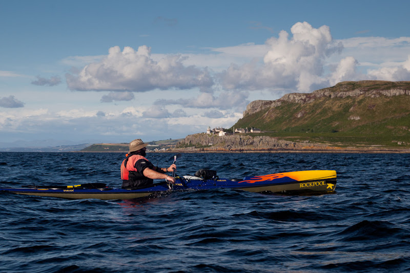 uk sea kayaking guidebook