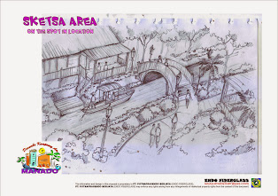 Konsep desain waterpark