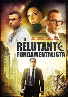 Filme Poster O Relutante Fundamentalista DVDRip XviD Dual Audio & RMVB Dublado