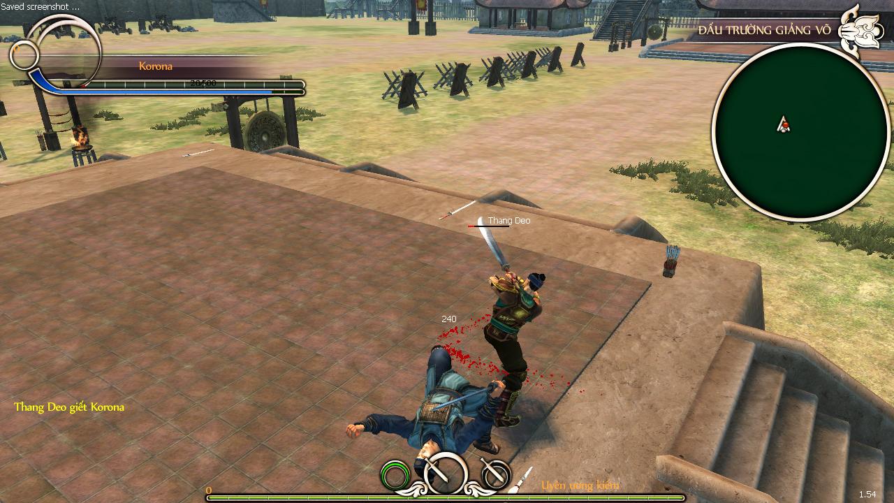 Emobi Games hé lộ hình ảnh đầu tiên Sát Thát Truyền Kỳ 3