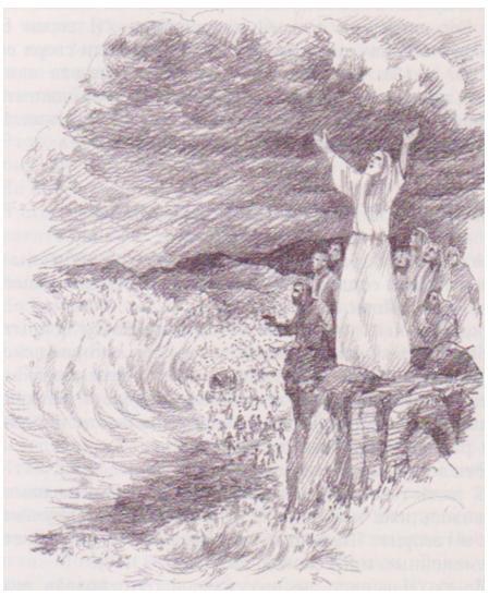 Kristība Mozū
