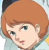 Reccoa Londe Mobile Suit Zeta Gundam UC 0087
