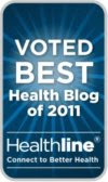 best health blogs 2011