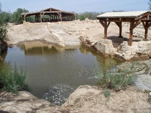 Jesus Baptism Site Sparks A Debate In Mideast
